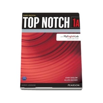 Top Notch 1 Student Book Split A with MyEnglishLab