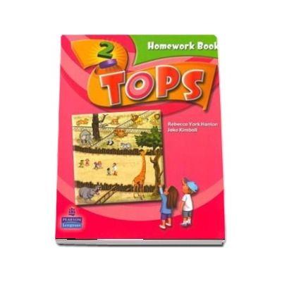 Tops Homework Book, level 2