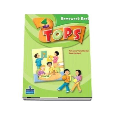 Tops Homework Book, Level 4