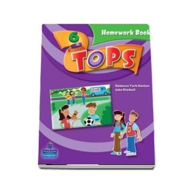 Tops Homework Book, Level 6