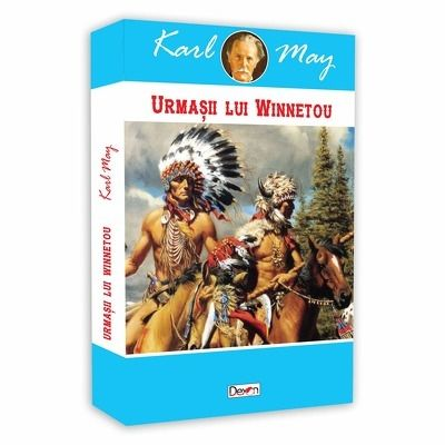 Urmasii lui Winnetou de Karl May