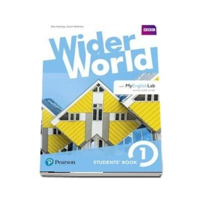 Wider World 1 Students Book with MyEnglishLab Pack