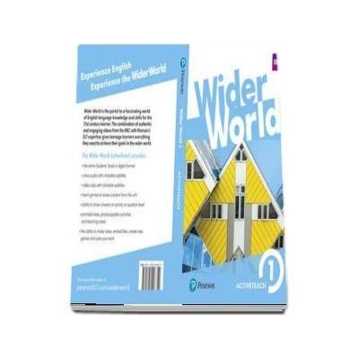 Wider World 1 Teachers ActiveTeach