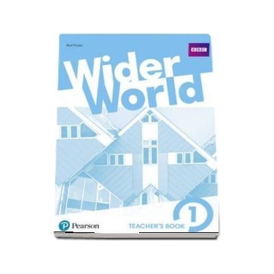 Wider World 1 Teachers Book with MyEnglishLab & ExtraOnline Home Work DVD-ROM Pack