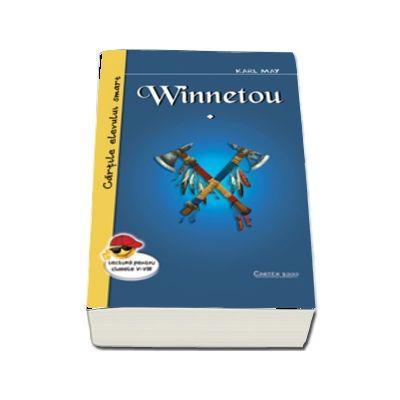 Karl May, Winnetou. Set de 3 carti