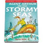 Agent Arthur on the Stormy Seas