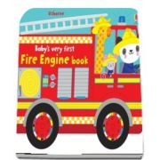 Babys very first fire engine book