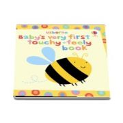 Babys very first touchy-feely book