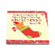 Babys very first touchy-feely Christmas book