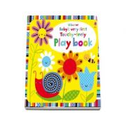 Babys very first touchy-feely play book