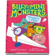 Billy and the Mini Monsters %u2013 Monsters on a Plane
