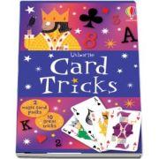 Card tricks tin