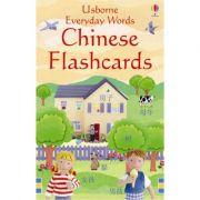 Everyday Words Chinese (Mandarin) flashcards