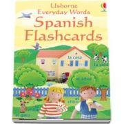Everyday Words Spanish flashcards