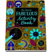Fabulous activity book