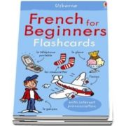 French for beginners flashcards