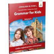 Grammar for kids, volumul I