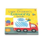 Little childrens colouring book