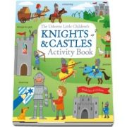 Little childrens knights and castles activity book