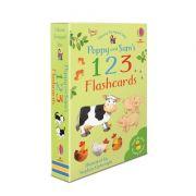 Poppy and Sams 123 flashcards