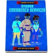 Sticker emergency services