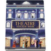 Theatre sticker book