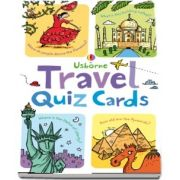 Travel quiz cards