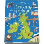 Usborne illustrated atlas of Britain and Ireland