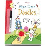 Wipe-clean doodles