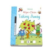 Wipe-clean taking away