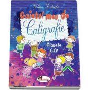 Iordache Celina, Caietul meu de caligrafie pentru clasele I-IV