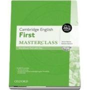 Cambridge English First Masterclass. Workbook Pack with Key