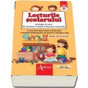 Lecturile scolarului clasa a III-a. Include fise de lectura