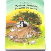 Pettson pleaca in excursie cu cortul