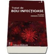 Tratat de boli infectioase, volumul al II-lea - Sub redactia lui Emanoil Ceausu