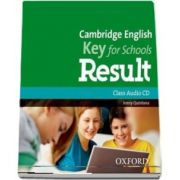 Cambridge English Key for Schools Result. Class Audio CD