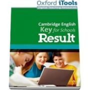 Cambridge English Key for Schools Result. iTools