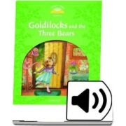 Classic Tales Second Edition. Level 3. Goldilocks and the Three Bears e-Book and Audio Pack