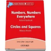 Dolphin Readers: Level 2. Numbers, Numbers Everywhere and Circles and Squares. Audio CD