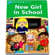 Dolphin Readers Level 3. New Girl in School. Book
