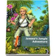 Dominoes Two. Jemmas Jungle Adventure.Book