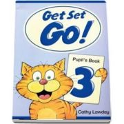 Get Set Go! 3: Pupils Book