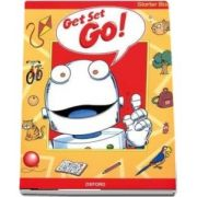 Get Set. Go! Alphabet Book