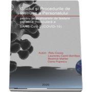 Cocos Relu, Ghidul si Procedurile de Instruire a Personalului pentru laboratoarele de testare genetica moleculara a SARS-CoV-2 (COVID-19)