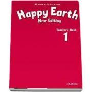 Happy Earth 1 New Edition. Teachers Book