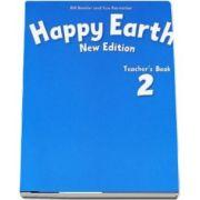 Happy Earth 2 New Edition. Teachers Book
