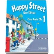 Happy Street 1 New Edition. Class Audio CDs