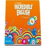 Incredible English 4. Class Audio CDs (3 CD)