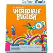 Incredible English 4. iTools DVD ROM