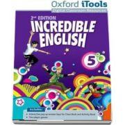 Incredible English 5. iTools DVD ROM